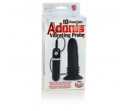 Анальная пробка 10-Function Adonis Vibrating Probes, 12.8 см