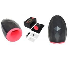 Мастурбатор с вибрацией Ninja, 8 см - Otouch