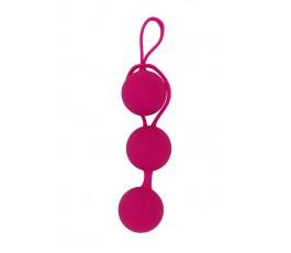 Набор для тренировки вагинальных мышц Kegel Balls - RestArt, 3,5 см.