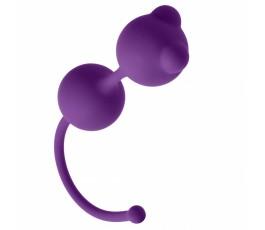 Вагинальные шарики с объемными ушками Emotions Foxy - Lola