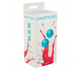 Вагинальные шарики без сцепки Emotions Lexy Medium, 2,8 см