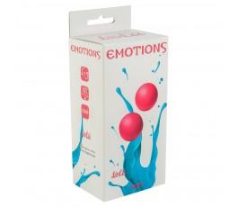 Вагинальные шарики без сцепки Lola Toys Emotions Large, 3 см