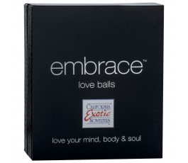 Вагинальные шарики Embrace Love Balls California Exotic Novelties