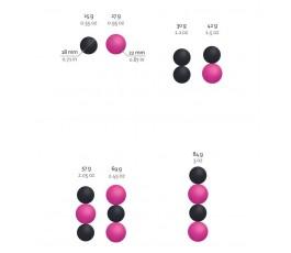 NEW! Инновационные вагинальные шарики на магнитах Gvibe Geisha Balls Magnetic