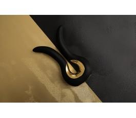 NEW! Красивый вибратор Gvibe Mini Gold, с покрытием золотом - Gvibe (FT London). Ограниченная серия!