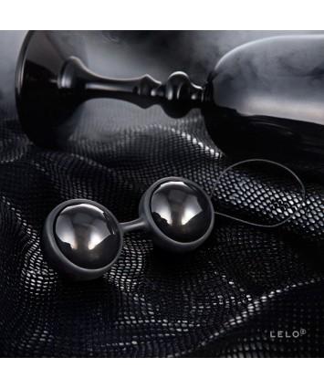 Вагинальные шарики Luna Beads Noir (LELO)