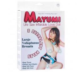 Надувная кукла азиатка Mayumi Love Doll, 140 см