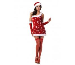 Новогодний костюм Снегурочка (Le Frivole)