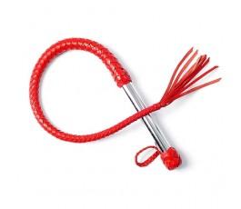 Красная однохвостая плеть