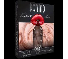 Презервативы DOMINO Sweet Sex Латте Макиато №3