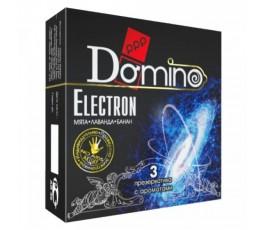Презервативы DOMINO №3 Electron