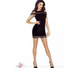 Короткое платье с цветочной вышивкой Marissa от Demoniq