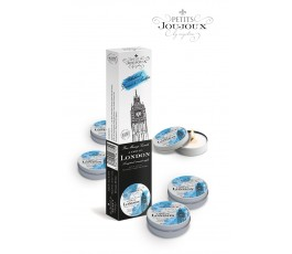Набор для массажа Petits Joujoux London Refill от Mystim ( 5 свечей 33 гр)