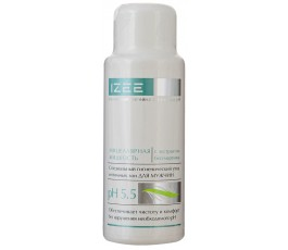 Мицелярная жидкость с экстрактом бессмертника IZEE PH 5.5, 250 мл.