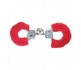 Наручники Love Cuffs Red Plush