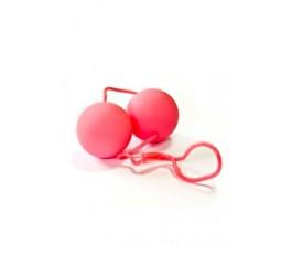 Вагинальные шарики на гибкой сцепке 3 см. Gopaldas