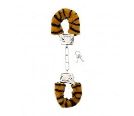 Наручники Furry Handcuffs Tiger