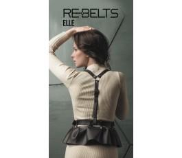 Изящная портупея Elle Black - Rebelts