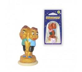 Сувенирная насадка Zodiac Toy - Близнецы от Ситабелла, 4 см