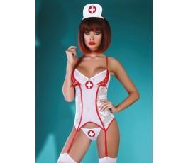 Костюм медсестры Chavi - LivCo Corsetti Fashion