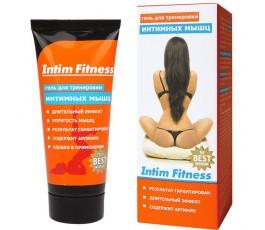 Гель женский для тренировки интимных мышц Биоритм Intim Fitness, 50 мл