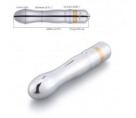 Универсальный вибратор 22 см.
