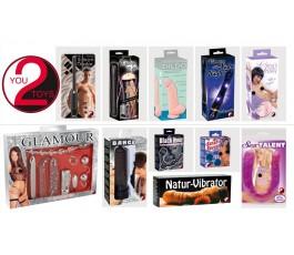 Набор игрушек для секса с выставки EroFame 2018 You2Toys - Orion