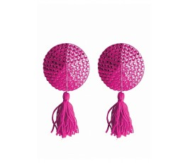 Пестисы Tassels Round Pink