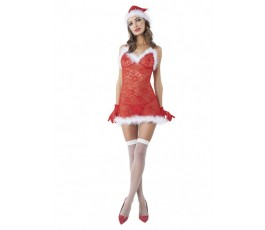 Костюм кокетливой снегурочки от Le Frivole Costumes