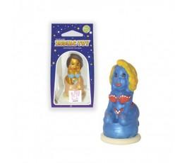 Сувенирная насадка Zodiac Toy - Дева от Ситабелла, 4 см