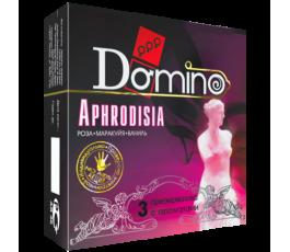 Ароматизированные презервативы DOMINO Aphrodisia, 3 шт.