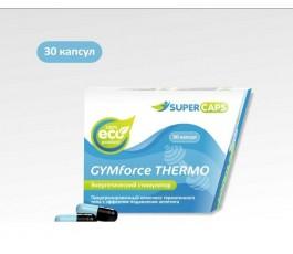 Энергетический стимулятор GYMforce Thermo - SuperCaps, 30 таблеток