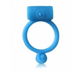 Кольцо эрекционное с вибрацией Erowoman-Eroman, 3.5 см