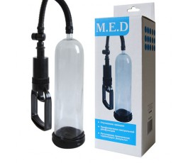 Вакуумная помпа M.E.D. 19,2 см.