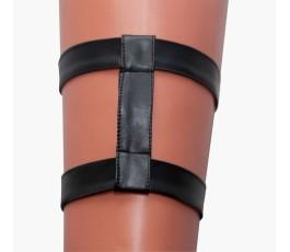 Подвязка на ногу из полосок Men's Dreams