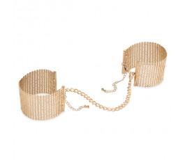Дизайнерские наручники Bijoux Gold