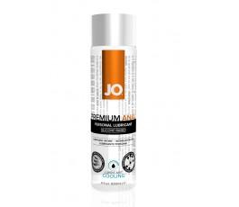 Анальный охлаждающий любрикант обезболивающий на силиконовой основе Premium Cool - System Jo, 120 мл