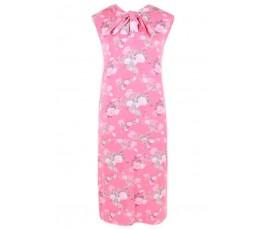 Платье в цветы Trikozza