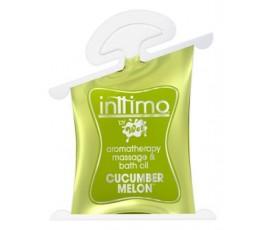Масло интимное массажное Inttimo by Wet в подушечке, 10 мл.
