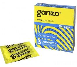 Презервативы GANZO Classic No3