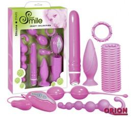Набор секс-игрушек для девушек Smile Crazy - Orion