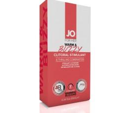 Клиторальный возбуждающий крем с согревающим эффектом Buzzy - System Jo, 10 мл
