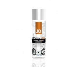 Анальный охлаждающий любрикант обезболивающий на силиконовой основе Premium Cool - System Jo, 60 мл