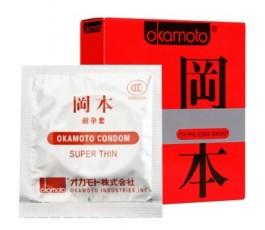 Презервативы OKAMOTO, 3 шт.