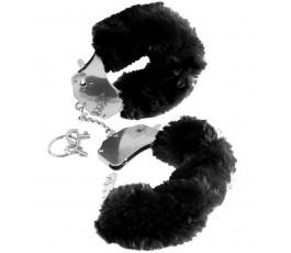 Наручники Furry Cuffs, черные