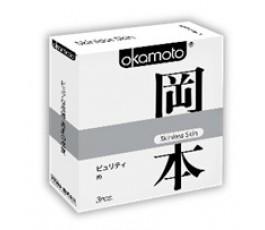 Презервативы OKAMOTO Skinless Skin Purity № 3