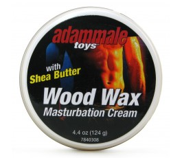 Крем Adam Male Toys Wood Wax Masturbation Cream, 124 гр.