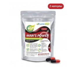 Возбуждающее мужское средство Man's Power+Lcarnitin - Supercaps, (2 штуки)