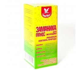 Продукт для женщин Заманиха плюс, 10 табл